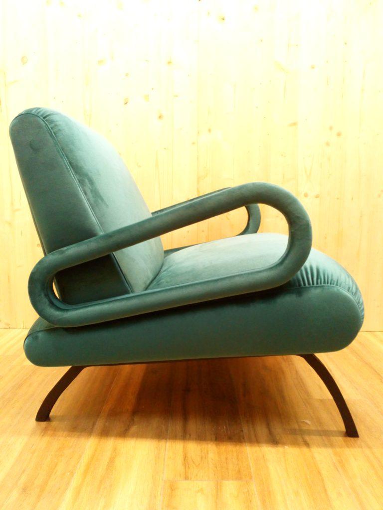 fauteuils original velours lyon