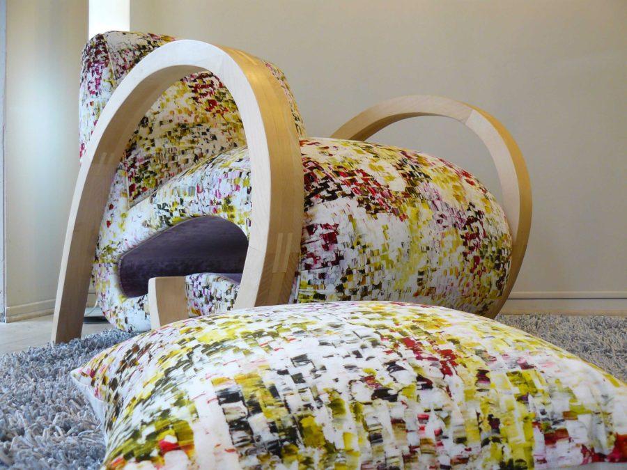 fauteuils design original grenoble