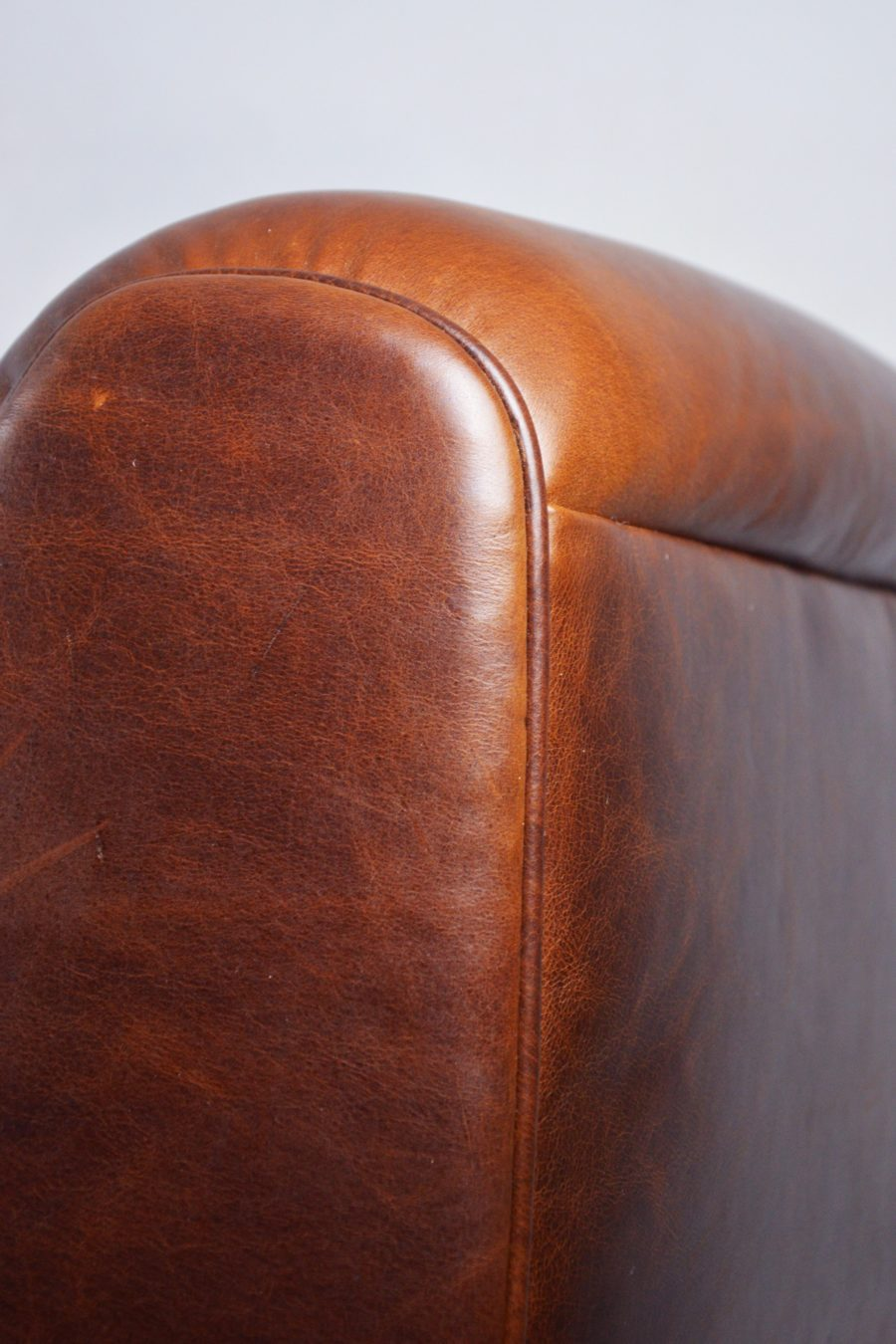 FAUTEUIL DESIGN CUIR GRENOBLE